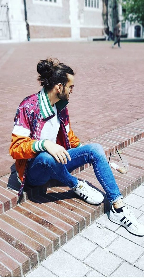 Hairbun Styling Ideas For Guys That Will Inspire All Your Next Looks