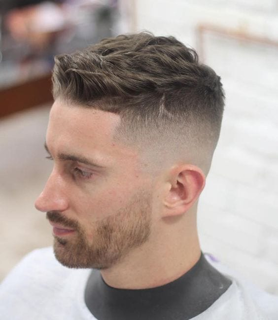 Short Hairstyles - Mens Hairstyle 2018