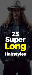Long Hairstyles For Men In 2019!