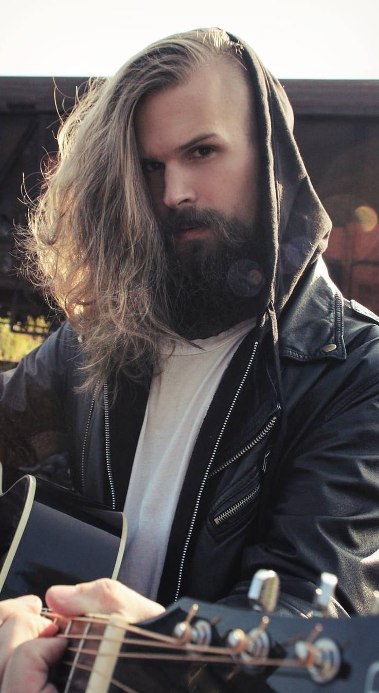 Super Inspirational Long Hairstyles Men Can Try Out