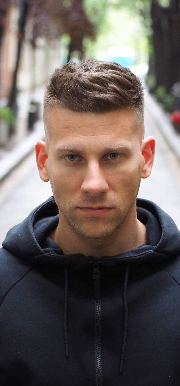 21 Undercut Hairstyles For Men