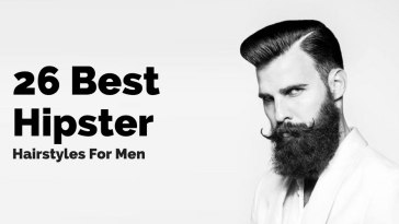 26 Stylish Men's Hipster Haircuts