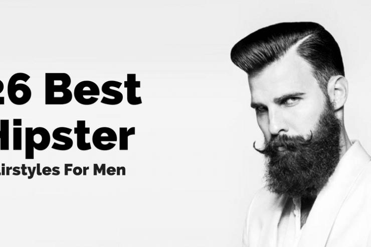 26 Stylish Men's Hipster Haircuts