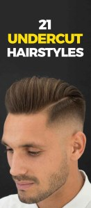 Undercut Hairstyles For Men 2019!