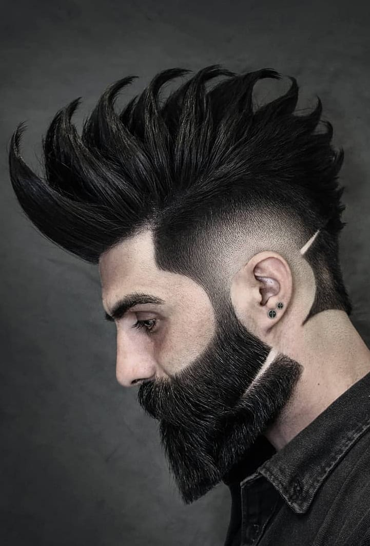 24 Cool Haircut Designs For Guys In 2019!