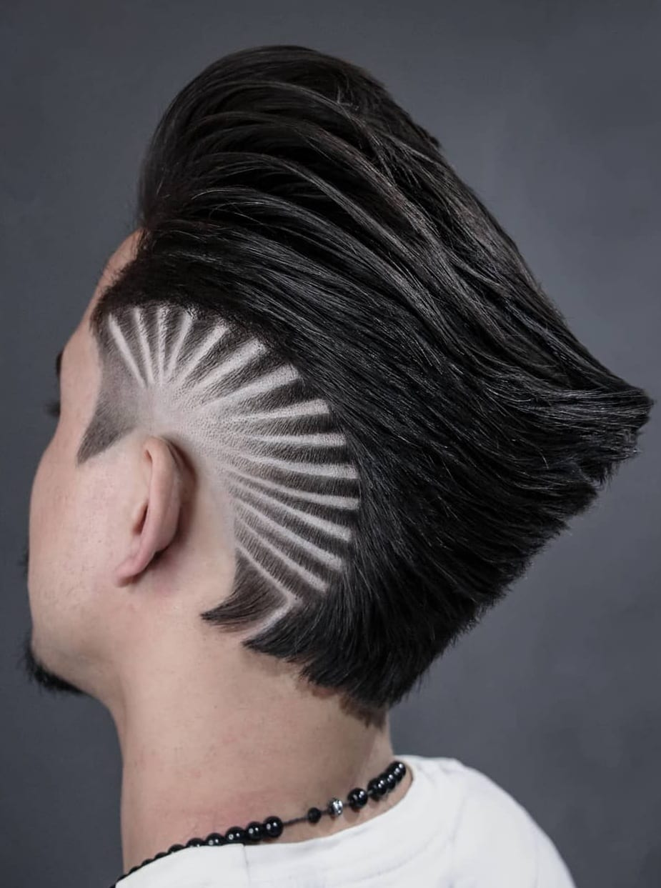 24 Coolest Haircut Designs For Guys In 2019.