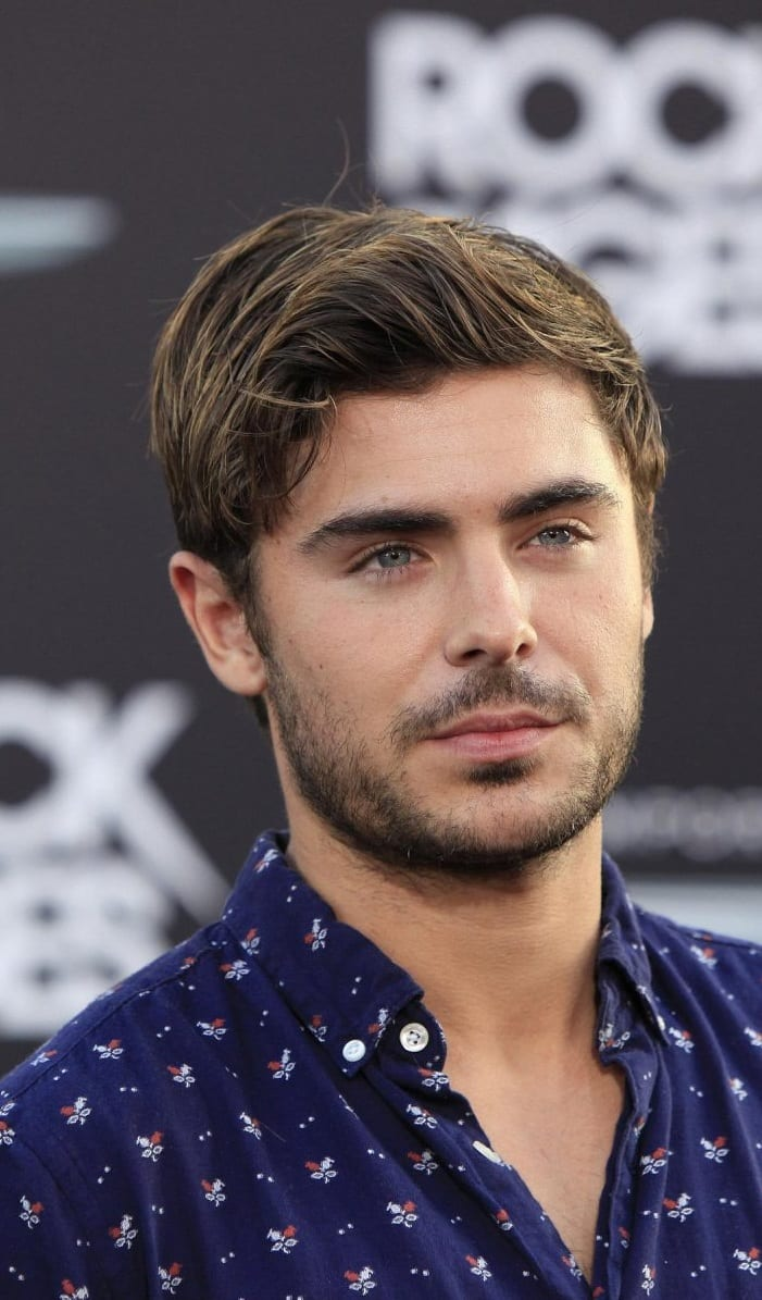 Celebrity Inspired Hairstyles Men Should Try Out For Their
