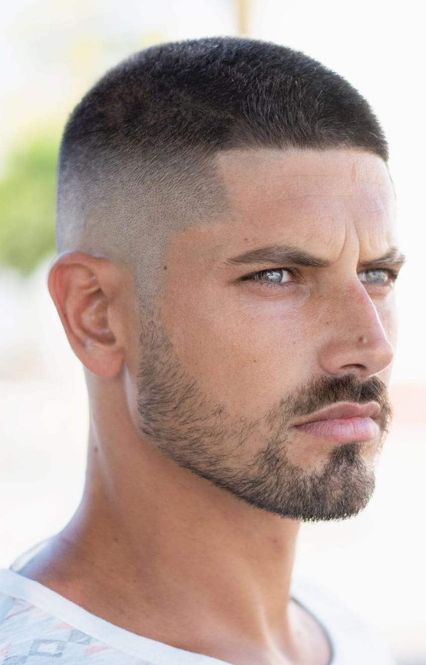 33 Trendy Undercut Hairstyles To Compliment Your Beard