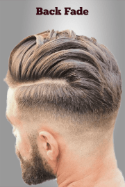 Few Best Back Fade Haircuts For Men