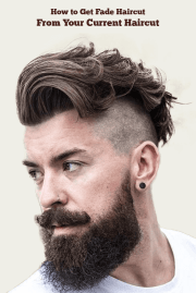 Most Popular Layers To Fade Haircut For Men