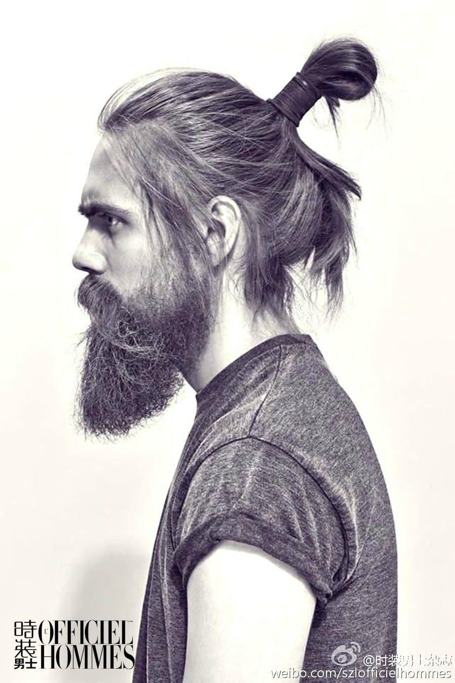straigth hair