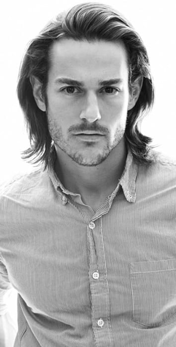 20 Sexy Looks For Men – Long Hairstyles!