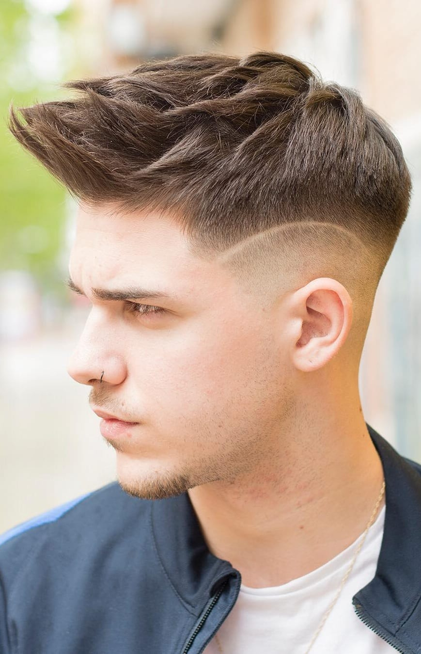 3 Versions Of Spikes Hairstyle For Men Elevate Their Look!