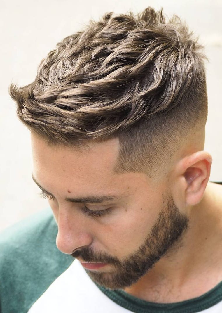 7 Fade Hairstyles For Men.