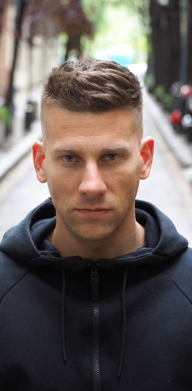 7 Hottest Fade Hairstyles For Men To Try In 2019