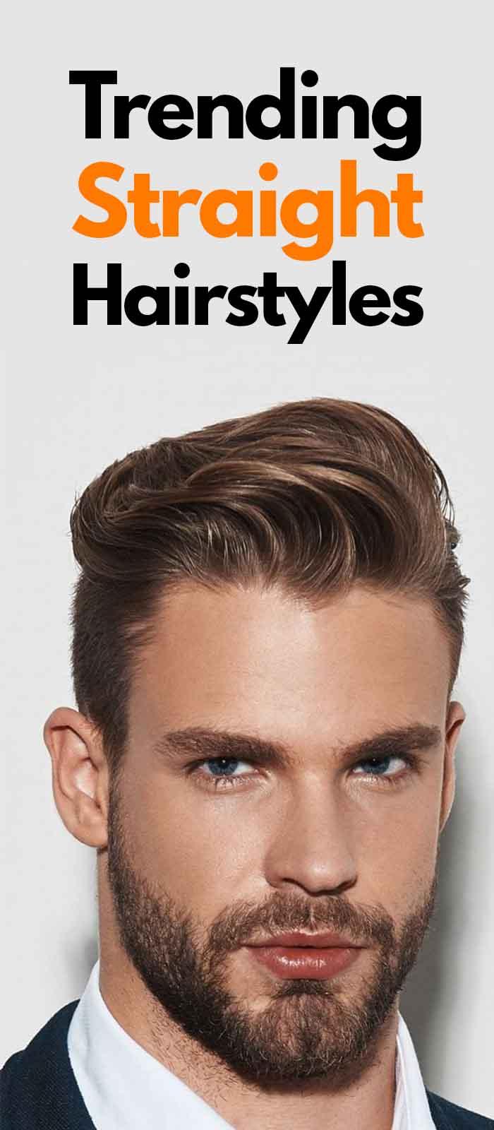 Best Straight Hairstyles!