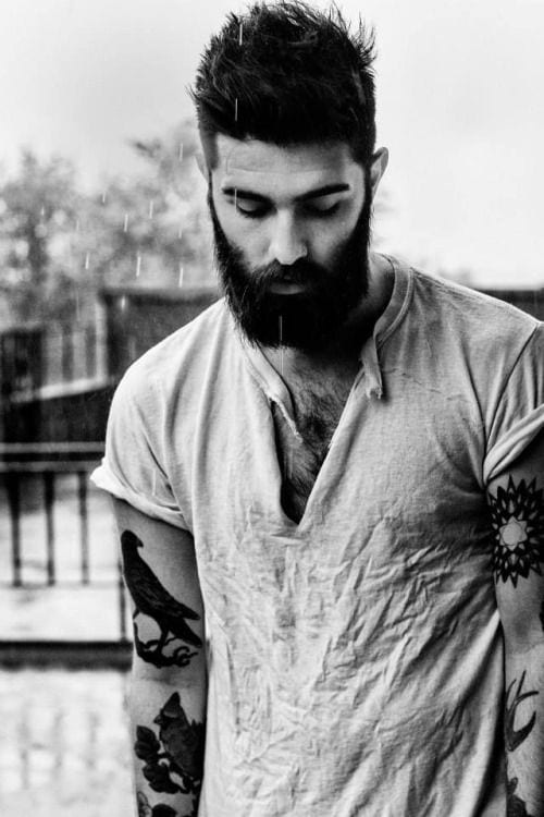Bhandholz Beard
