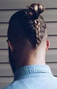 Braided Mohawk Hairstyles for Men