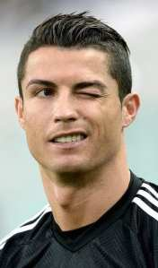 Cristiano Ronaldo Hairstyles.