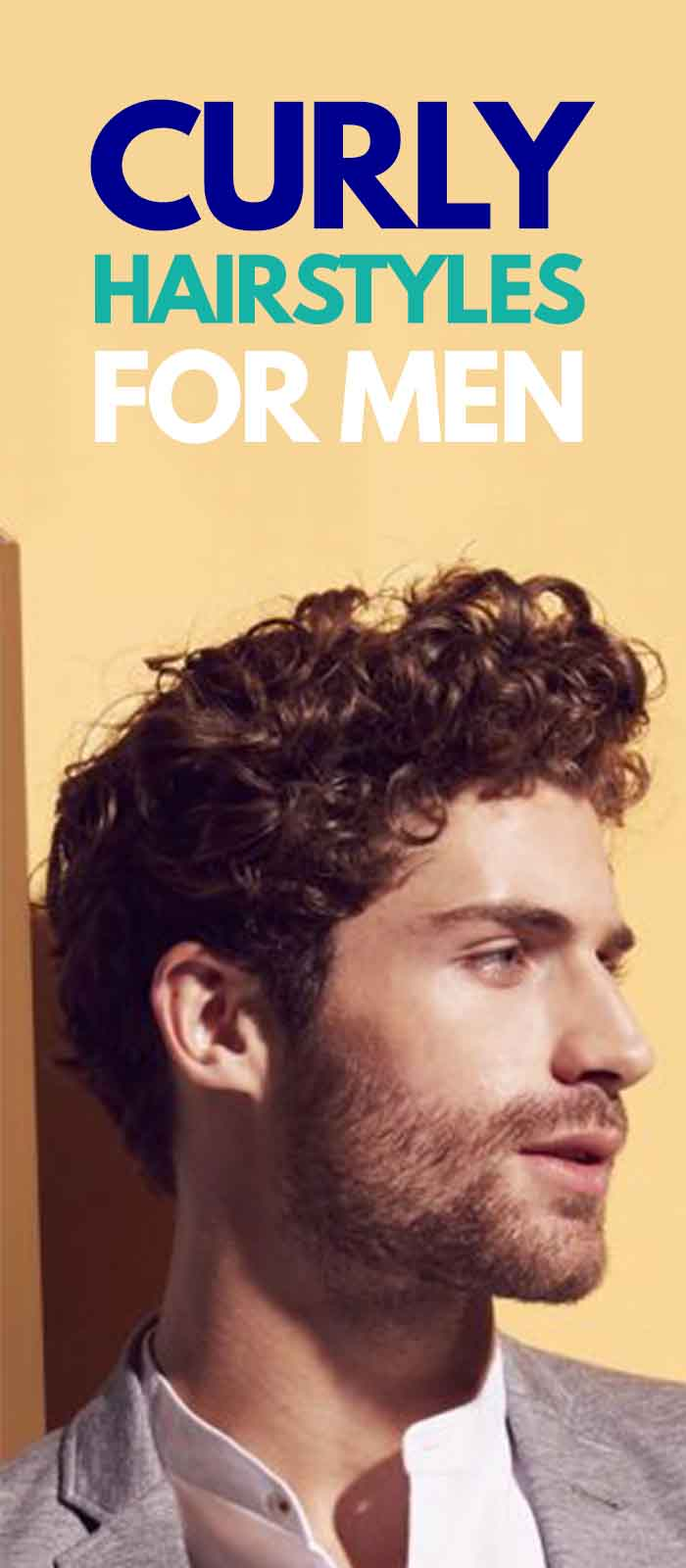 Curly Haircut For Men 2019