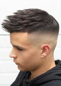 Fade Haircuts For Men.
