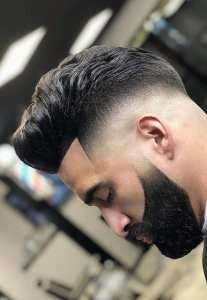 Fade Hairstyle For Men