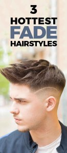 Fade Styles For Men.