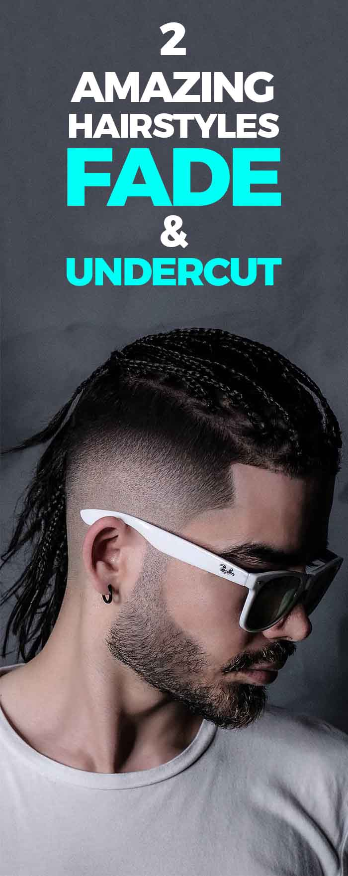 Fade & Undercut Hairstyles.