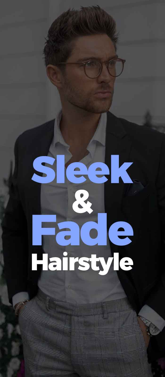 Fade Haircut For Men.