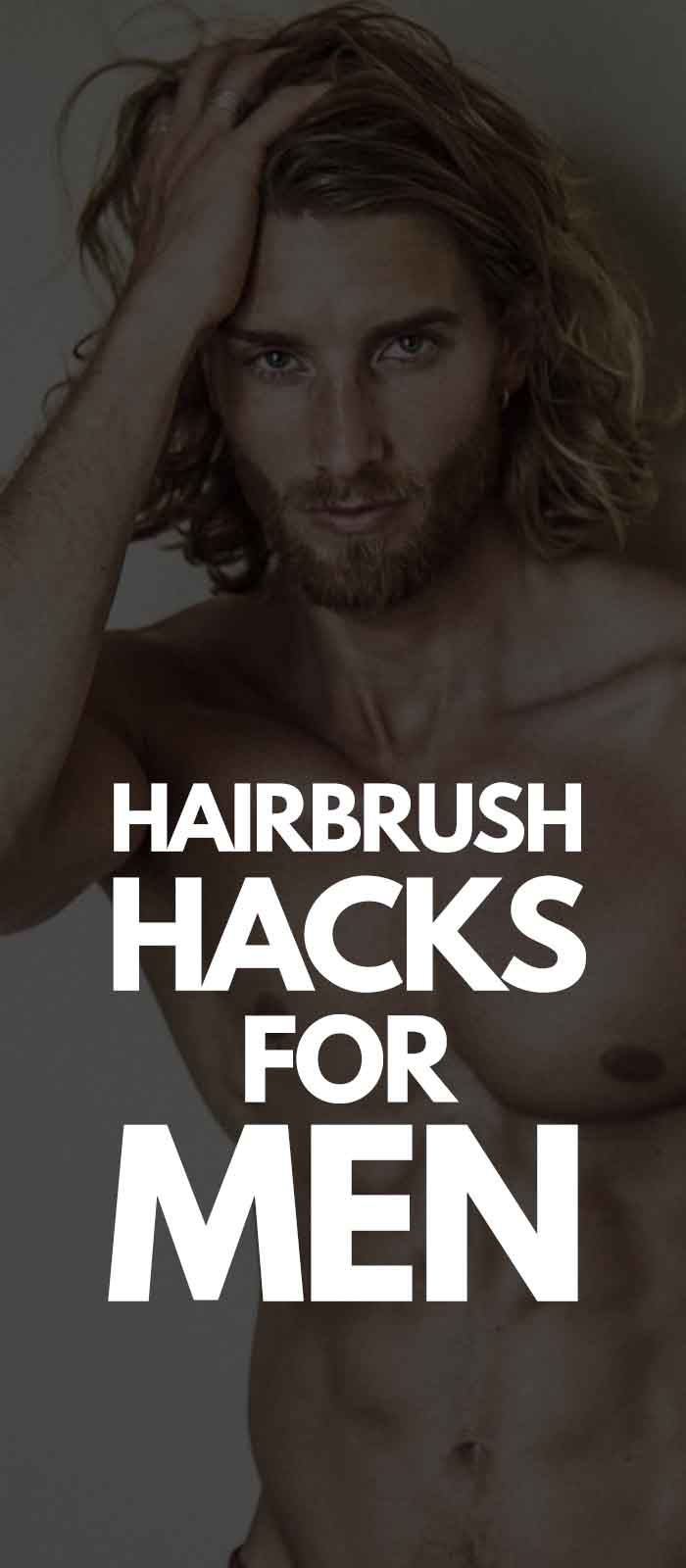 Hair Brush Hack 2019