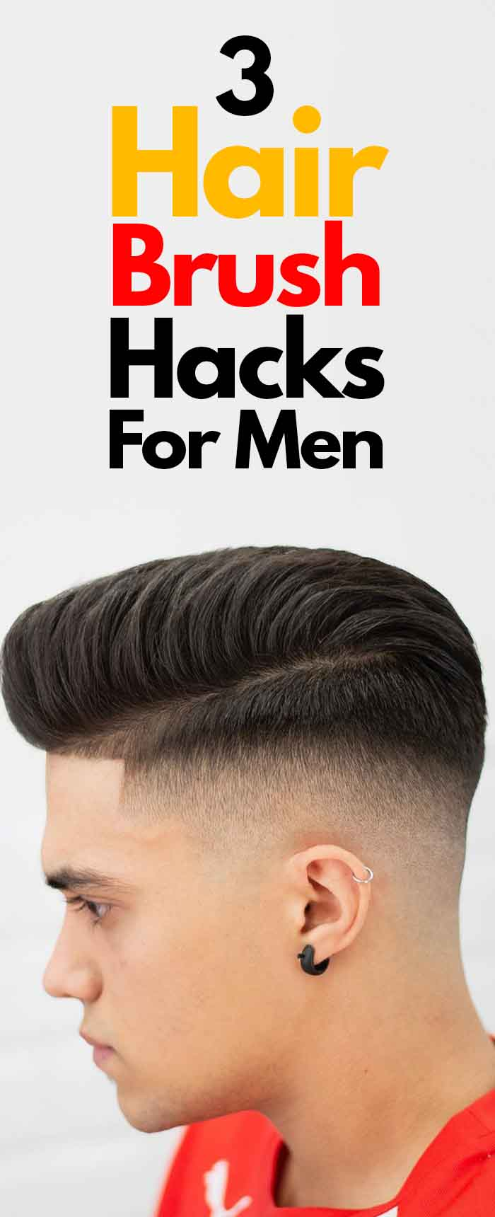 Hair Brush Hacks For Men 2019