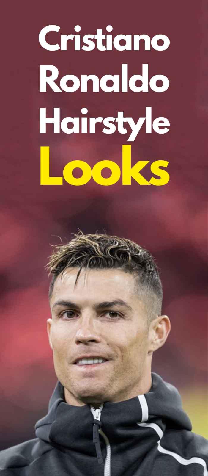 Hairstyle Looks Cristiano Ronaldo