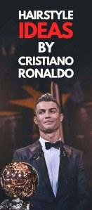 Hairstyle Looks Cristiano Ronaldo.