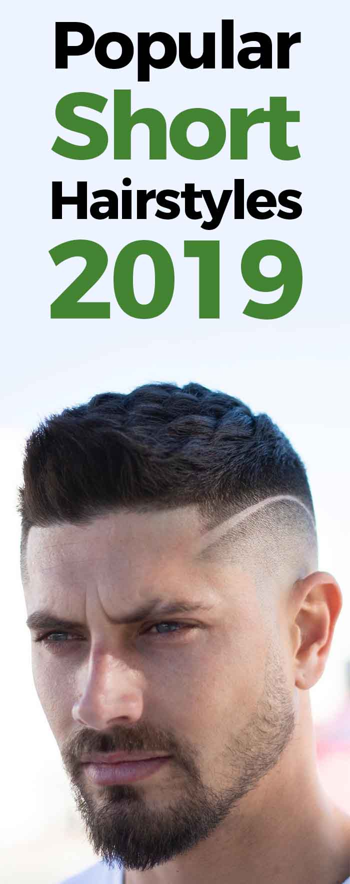 Hairstyles For Men 2019