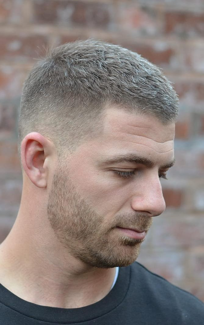 Hairstyles For Men To Choose From