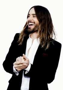 Jared Leto long hair look