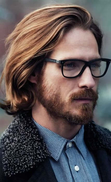 Long Hairstyles For Men In 2019