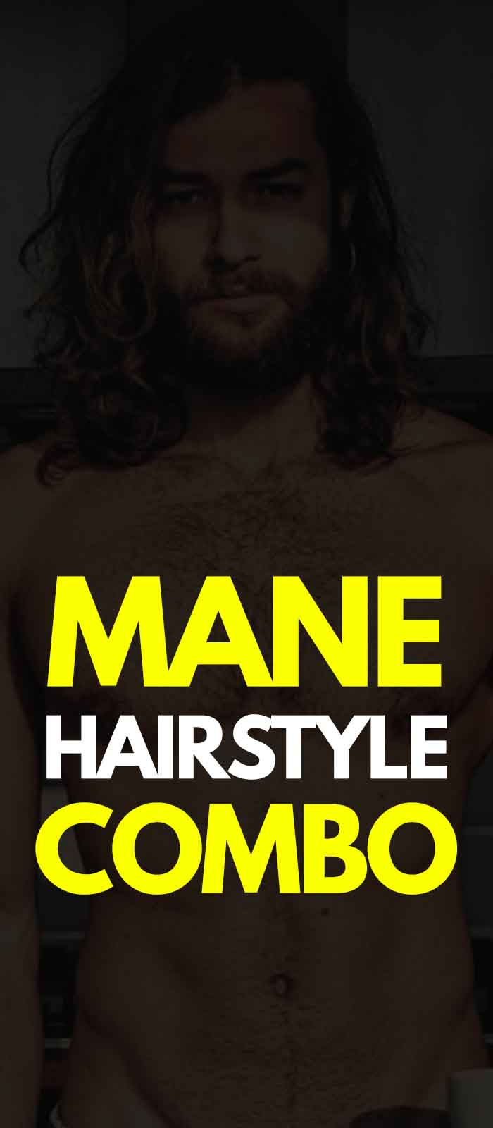 Mane Hairstyle For Men.