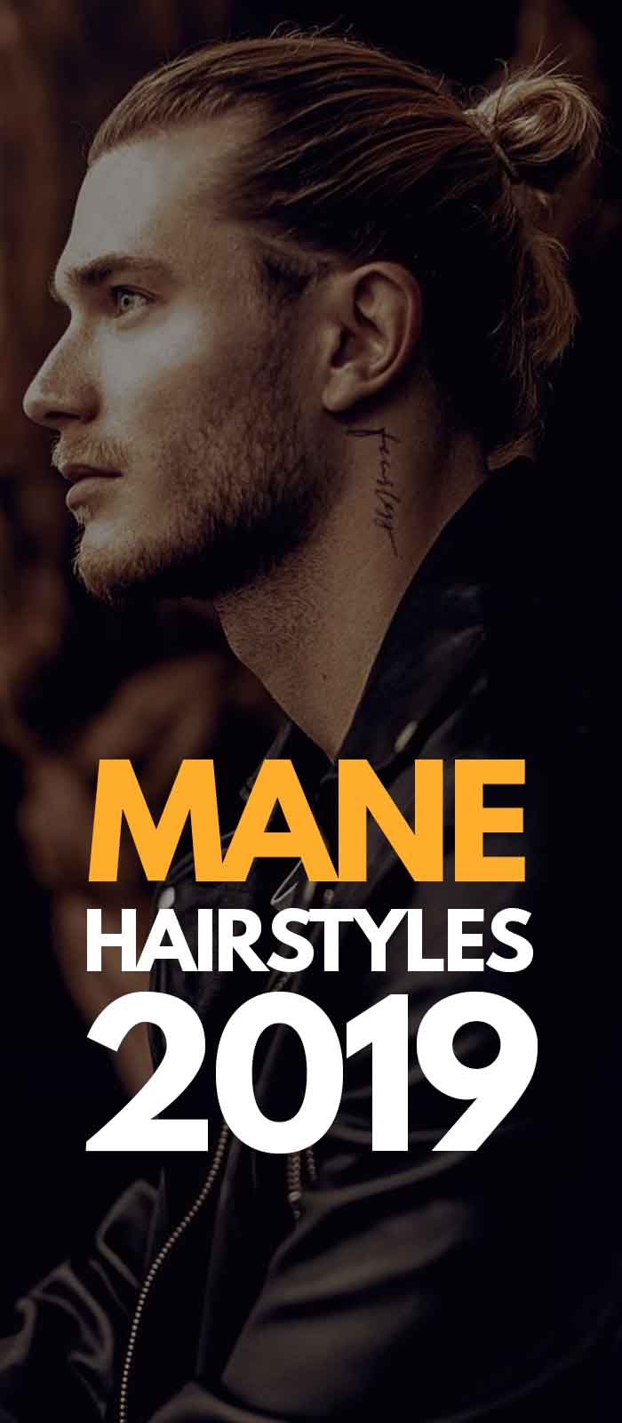 Mane Styling Options For Men!