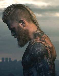 Mohawk Hairstyle For Men In 2019