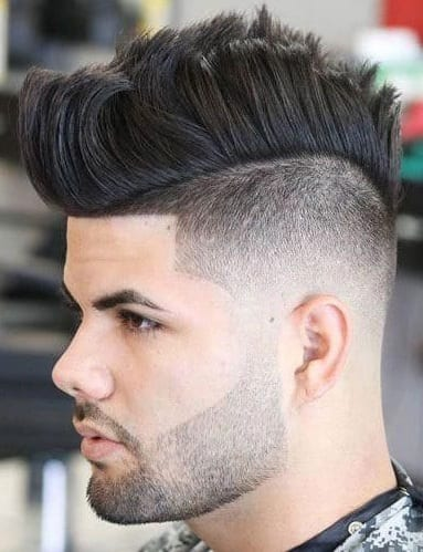 Mohawk Hairstyle For Men