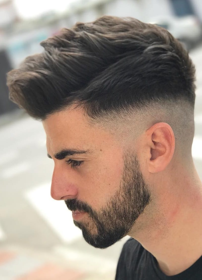 Popular Side Fade Haircuts For Men To Try