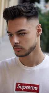 Popular Side Fade Haircuts For Men