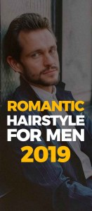 Romantic Hairstyle For Men!