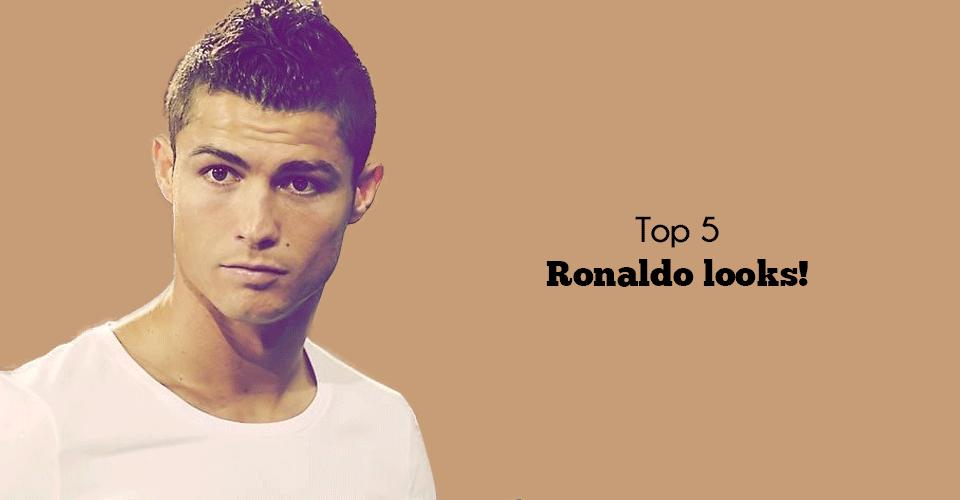 Ronaldo's best looks