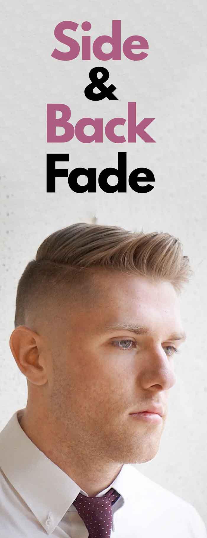 Side & Back Fade Combo