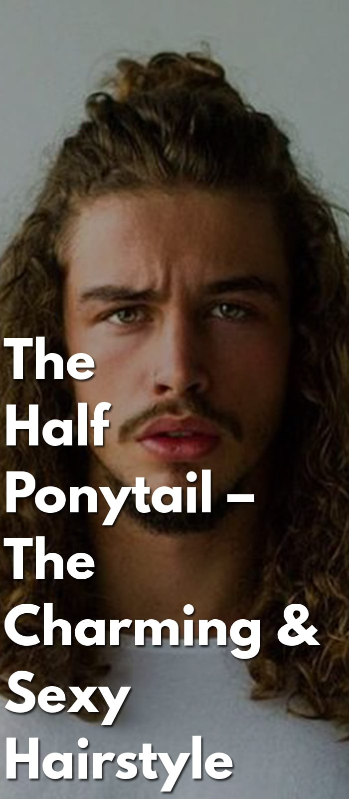 The-Half-Ponytail-–-The-Charming-&-Sexy-Hairstyle.