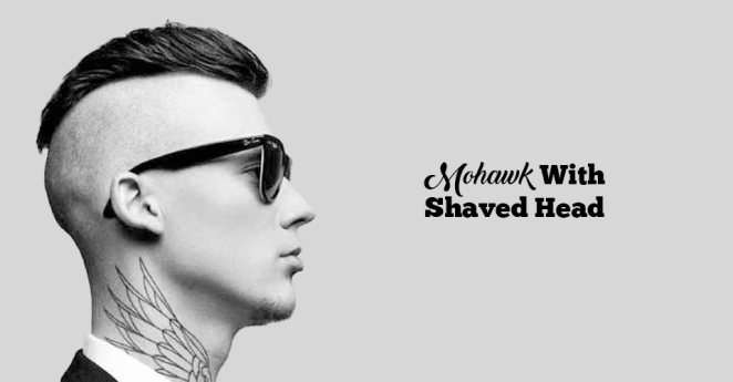 Mohawk With Shaved Head