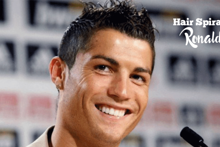 best of ronaldo inspired hairstyles