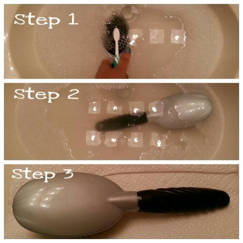 how-to-clean-hair-brush